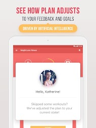 Weight Loss Fitness by Verv APK screenshot thumbnail 17