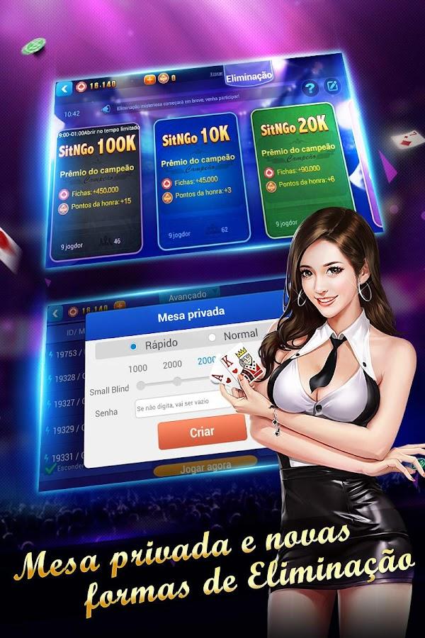 Boyaa Pôquer- screenshot