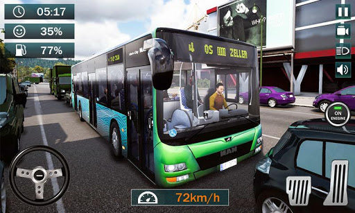 Bus Driver Simulator Game Pro 2019 1.03 de.gamequotes.net 1