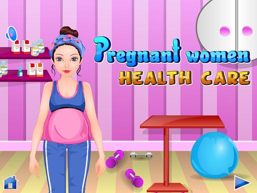 孕婦的女孩遊戲