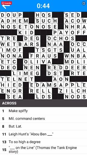 Crossword 2020  screenshots 6