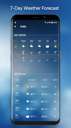 Weather Radar Pro APK screenshot thumbnail 4