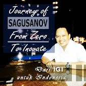JOURNEY of SAGUSANOV