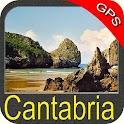 Cantabria - GPS Map Navigator