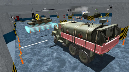 3d Truck Parking- Driving Simulation 1.0 screenshots 1