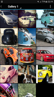 Volkswagen Beetle Vos Wos Wallpapers - náhled