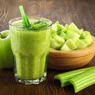Afternoon Green Juice Magic.