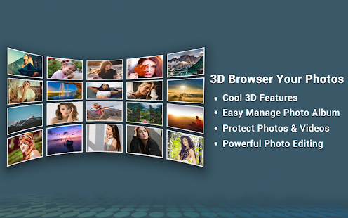 Photo Gallery 3D & HD APK for Blackberry | Download Android APK