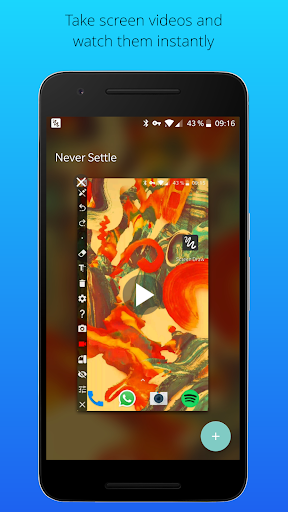 Aplikacje Screen Draw Screenshot Pro (apk) za darmo do pobrania dla Androida / PC/Windows screenshot