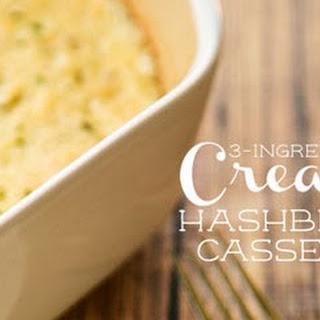 Creamy Hashbrown Casserole