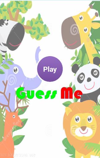 Kids Guess Me