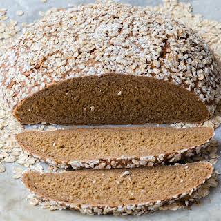 Thermomix Rye Oat Bread.