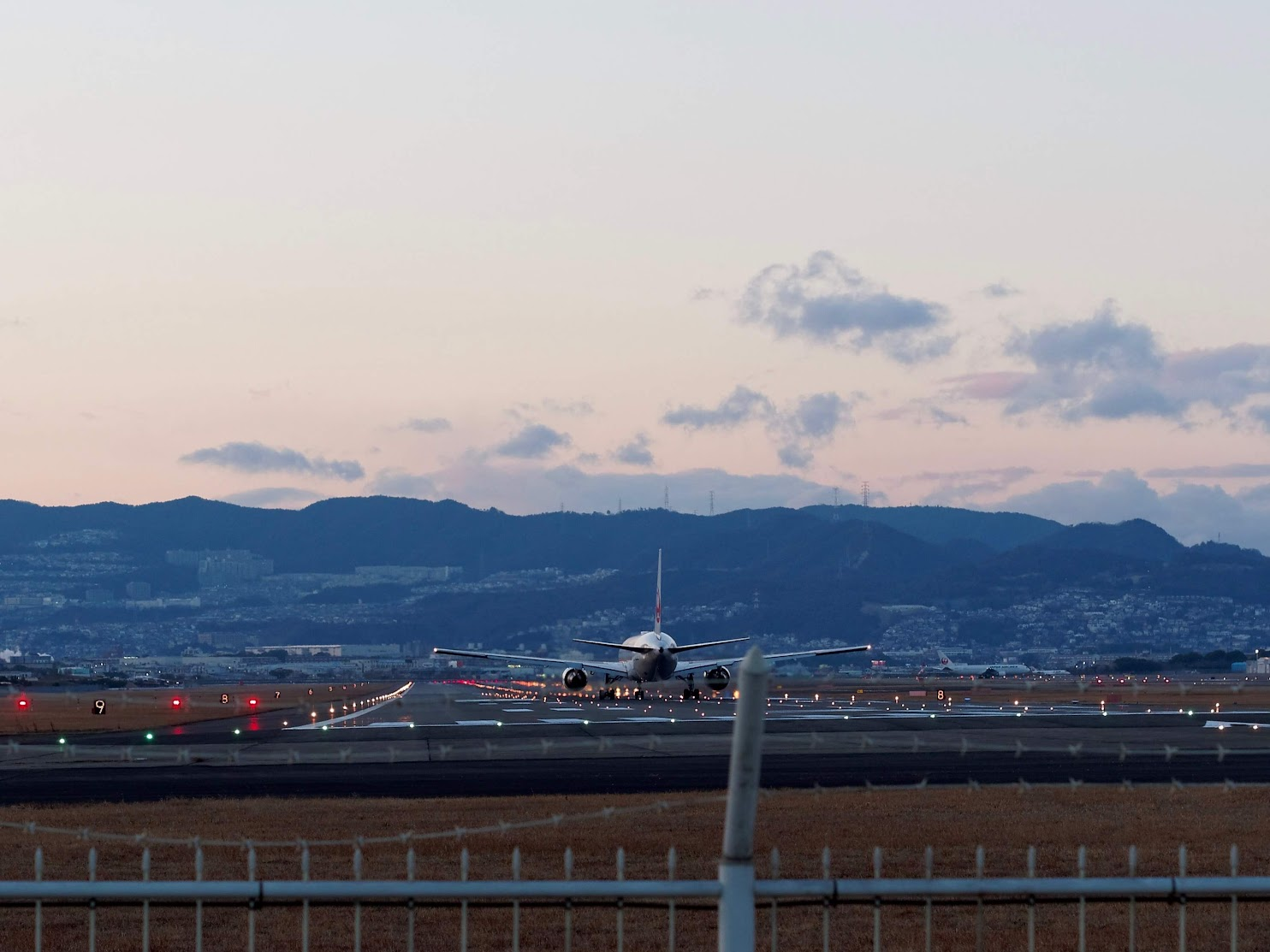 Osaka (Itami) International Airport