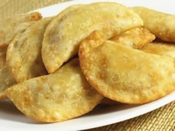 Fried Empanadas With Beef And Spices Recipe