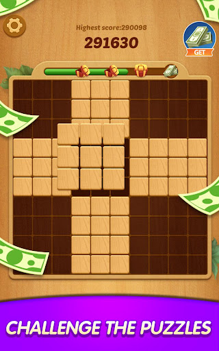 Lucky Woody Puzzle - Big Win with Wood Block Games modavailable screenshots 10