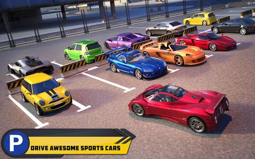 Multi Car Parking Mania: Smart Crane Driving Games 1.1 screenshots 8