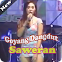 Goyang Dangdut Hot Saweran Terbaru APK icon