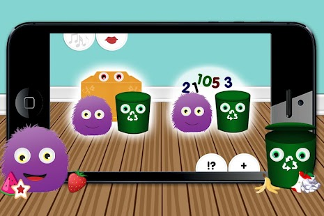 Cool Monster School: Sorting- screenshot thumbnail