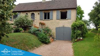maison à Saint-Laurent-l'Abbaye (58)