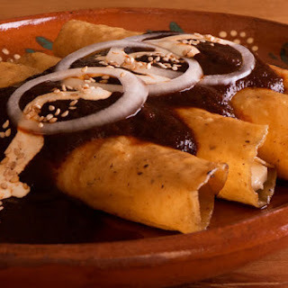 Authentic Red Enchilada Sauce