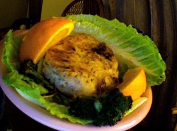 Broiled Chicken Oregano Recipe