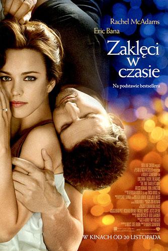 Polski plakat filmu 'Zaklęci W Czasie'