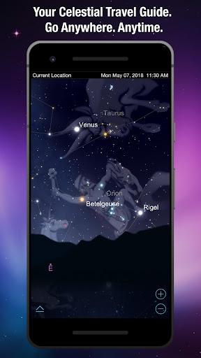 SkySafari - Astronomy App  screenshots 1