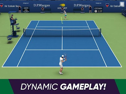 Tennis World Open 2020: Free Ultimate Sports Games App Download For Android and iPhone 4