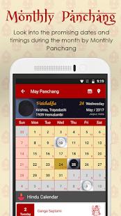 Hindu Calendar, Kundli Making and Kundali Matching - náhled