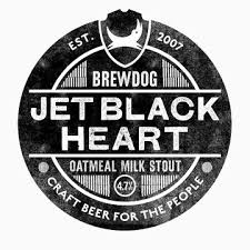 Logo of Brewdog Jet Black Heart