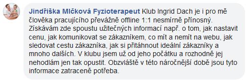 reference Jindriska Mlckova