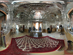 Photo: Mofakham Mirror House