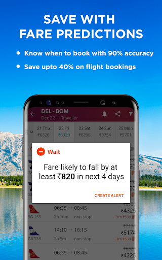 Flight & Hotel Booking App - ixigo 4.0.9.1 screenshots 6
