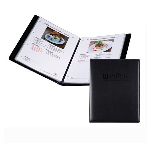 Custom Branded Menu Holders