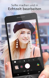 YouCam Perfect - Foto Editor & Selfie Camera App Screenshot