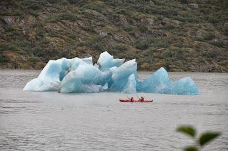 Photo: Glacier Ice, Mendenhall Glacier