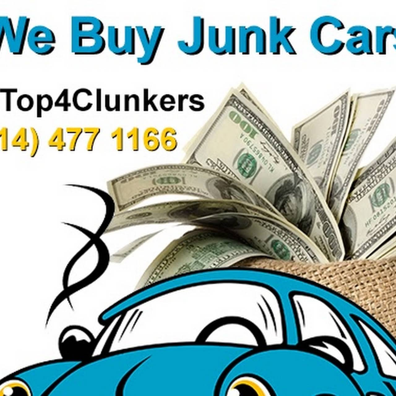 PayTop4Clunkers - Local junkyard in Columbus Ohio buying junk cars ...