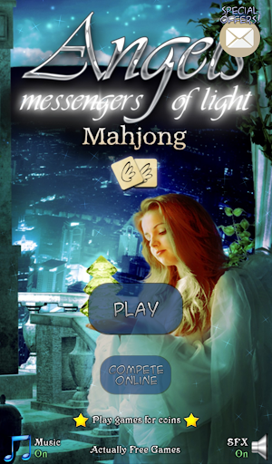 Hidden Mahjong: Angels
