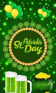 St.Patricks Greetings - náhled