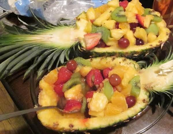 Mai Tai Fruit Salad