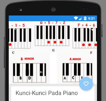 Download Belajar Kunci Piano Dasar Mudah Apk Latest Version App For