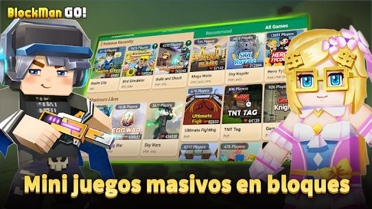 Blockman Go: Blocky Mods 2