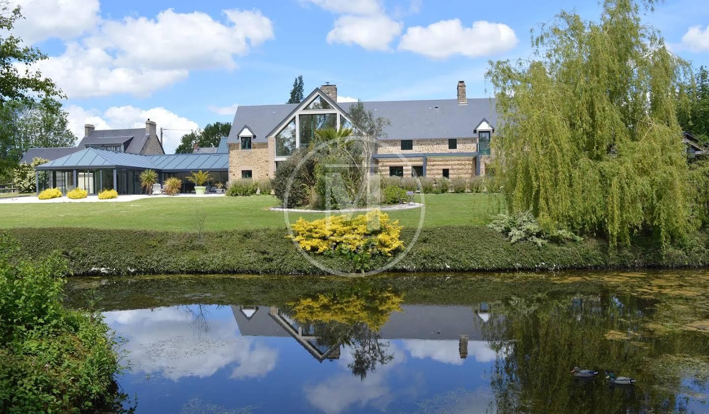 Maison avec terrasse Saint-Jean-de-la-Haize
