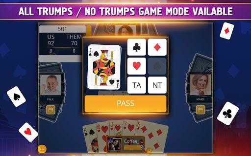 VIP Belote - French Belote Online Multiplayer 3.6.36 screenshots 18