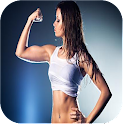 Woman's Fitness Workout icon