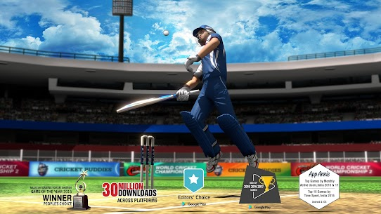 [Removed] World Cricket Championship 2 MOD (Unlimited Coins/Unlocked) 4
