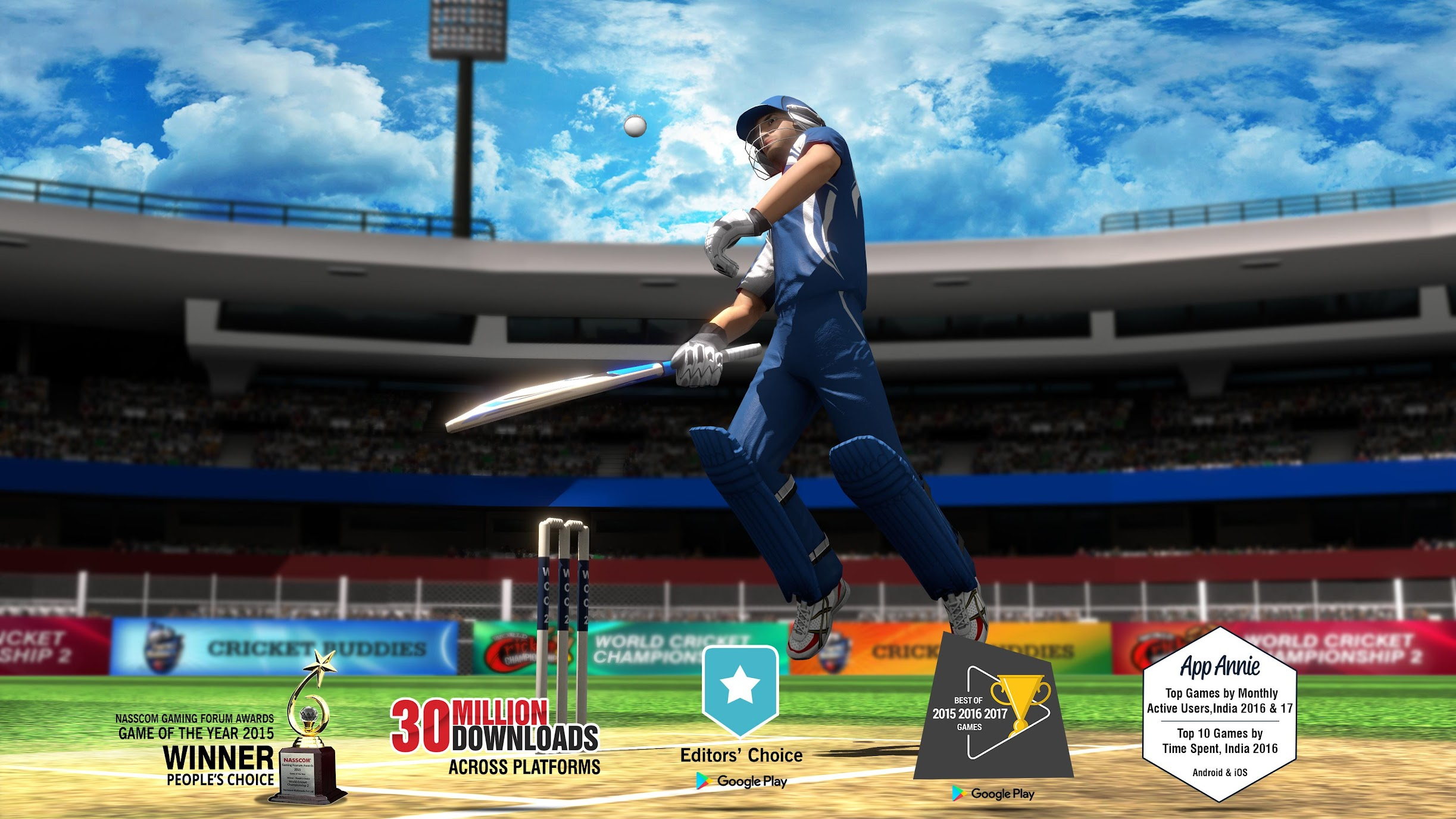 World Cricket Championship 2 Mod Apk (Unlimited Money) 2.8.2.3 Latest Version 4