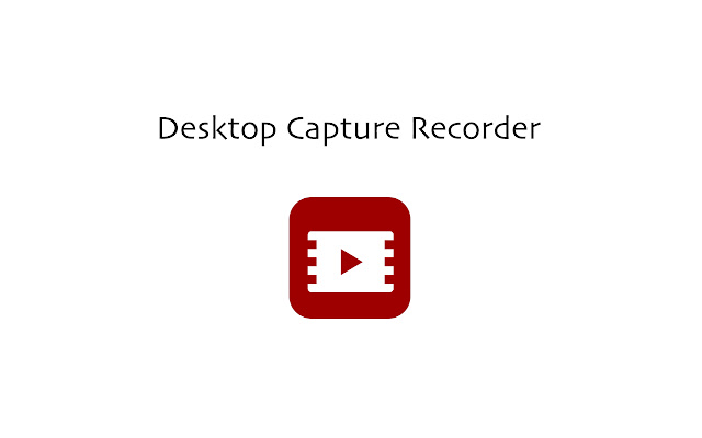 Desktop Capture Recorder