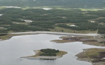 Photo: Ransarn norra dammen