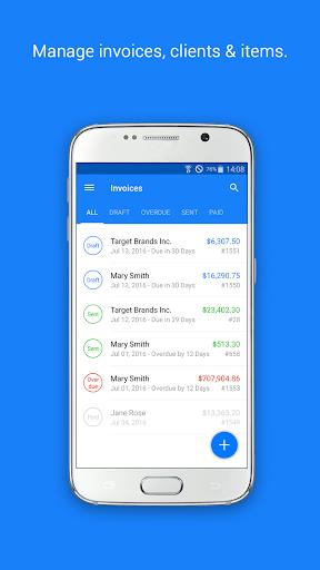 Invoice Maker Tiny Invoice V APK For Android Free Download - Tiny invoice